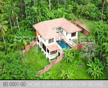 PROPERTIES AWAY 3 BEDROOM VILLA WITH POOL KOH SAMUI - BAN SAKET