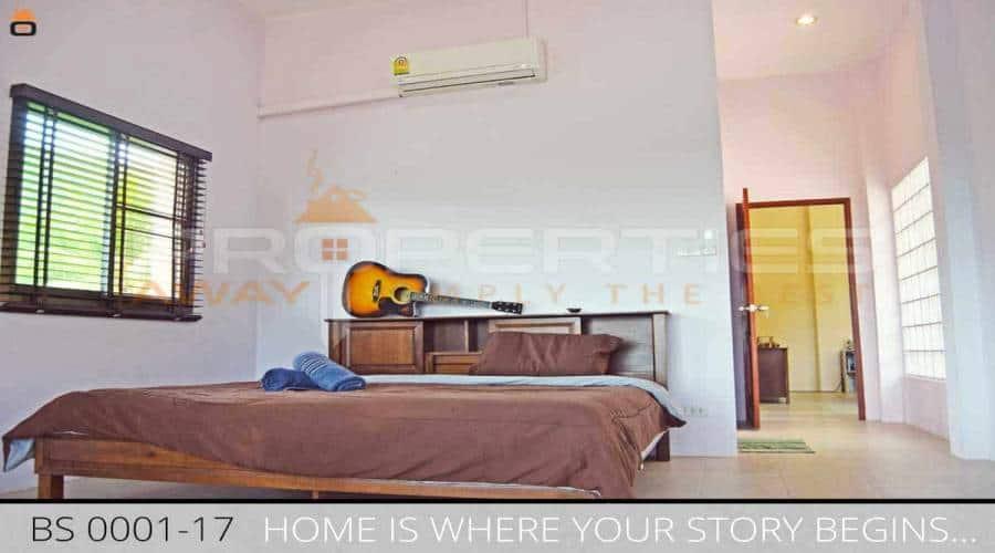 PROPERTIES AWAY 3 BEDROOM VILLA WITH POOL KOH SAMUI - BAN SAKET