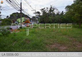 Properties Away 2,5 Rai Seaview Land on the Mainroad Koh Samui - Lamai