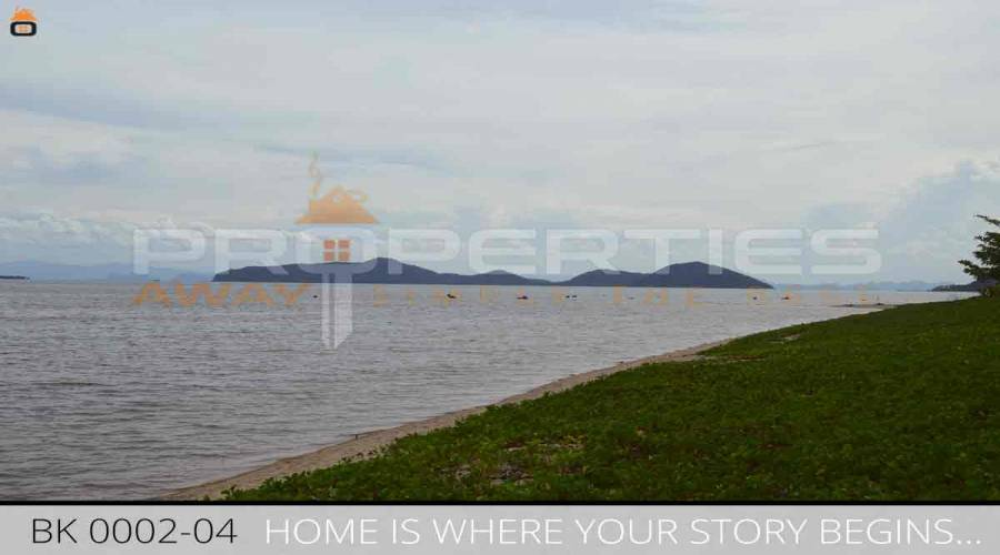 Properties Away 9 Rai Flatland on the Beach Koh Samui - Ban Khao