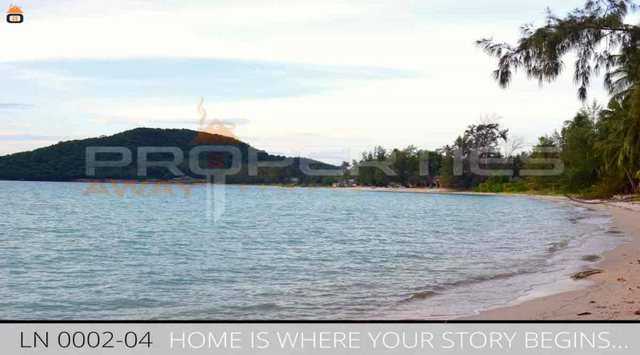Properties Away 5 Rai Flatland on the Beach Koh Samui - Lipa Noi