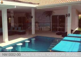 PROPERTIES AWAY 3 BEDROOM VILLA IN POOL KOH SAMUI - NA MUANG