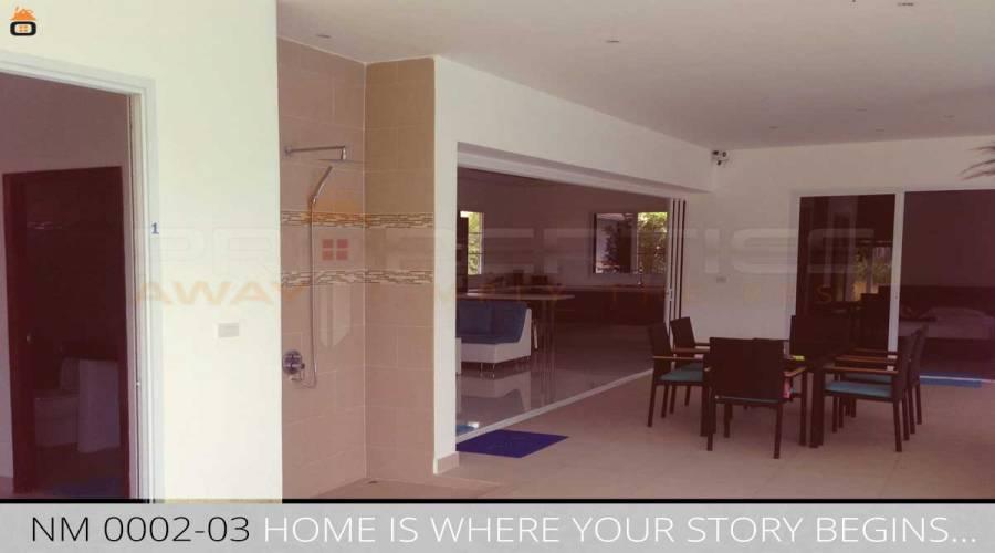 PROPERTIES AWAY 3 BEDROOM VILLA IN POOL KOH SAMUI - NA MUANG