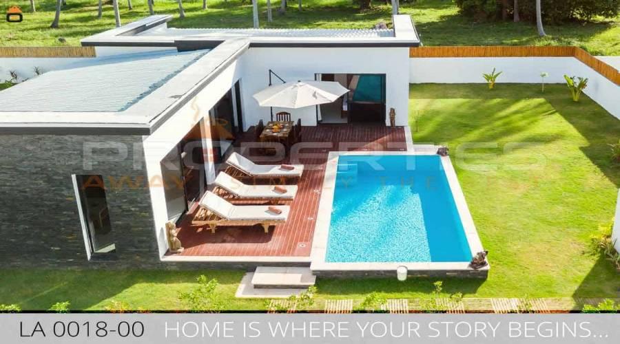 Properties Away  3 Bedroom Jungle Villa with Pool Koh Samui - Lamai