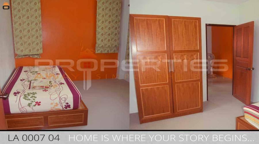 PROPERTIES AWAY 2 BEDROOM WITH PATIO KOH SAMUI - LAMAI