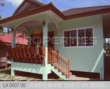 PROPERTIES AWAY 2 BEDROOM WITH PATIO KOH SAMUI - LAMAI