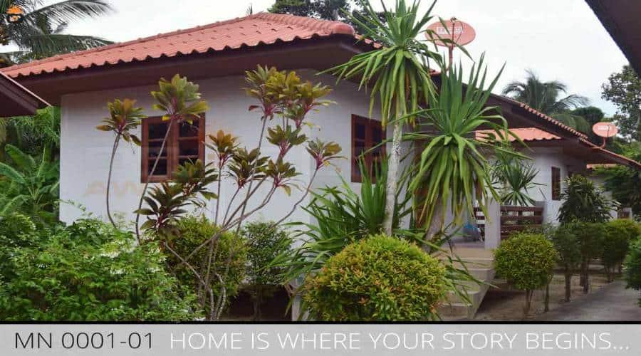 Properties Away Tropical Resort Koh Samui - Maenam