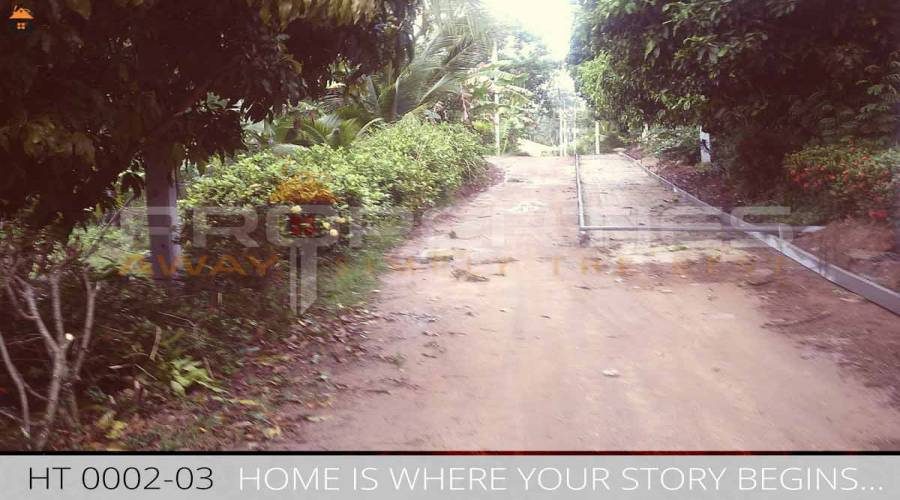PROPERTIES AWAY 1 BEDROOM BUNGALOW KOH SAMUI  - HUA THANON