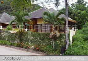 PROPERTIES AWAY 2 BEDROOM HOUSE WITH POOL KOH SAMUI - LAMAI