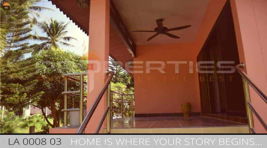 PROPERTIES AWAY 3 BEDROOM 2 STOREY  HOUSE  KOH SAMUI - LAMAI