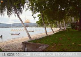 Properties Away 1416 sqm  Beachland with House Koh Samui - Lipa Noi