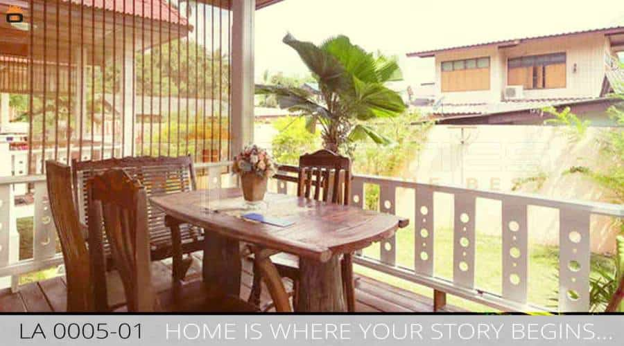 PROPERTIES AWAY 1 BEDROOM THAI STYLE HOUSE KOH SAMUI  - LAMAI