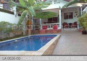 PROPERTIES AWAY 2 BEDROOM VILLA WITH POOL KOH SAMUI - LAMAI