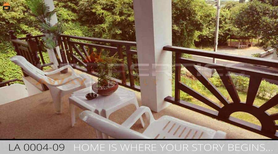 PROPERTIES AWAY 2 BEDROOM 2 STOREY APPARTMENT WITH SHARED POOL KOH SAMUI - LAMAI