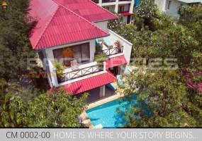 PROPERTIES AWAY 3 BEDROOM VILLA WITH PRIVATE POOL KOH SAMUI - CHOENG MON