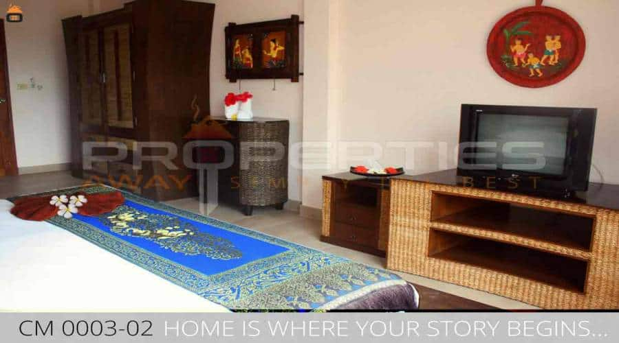 PROPERTIES AWAY 1 BEDROOM APARTMENT KOH SAMUI - CHOENG MON