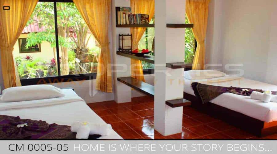 PROPERTIES AWAY 4 BEDROOM VILLA WITH SHARED POOL KOH SAMUI - CHOENG MON