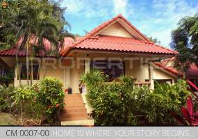 PROPERTIES AWAY 2 BEDROOM STANDARD VILLA WITH SHARED POOL KOH SAMUI - CHOENG MON