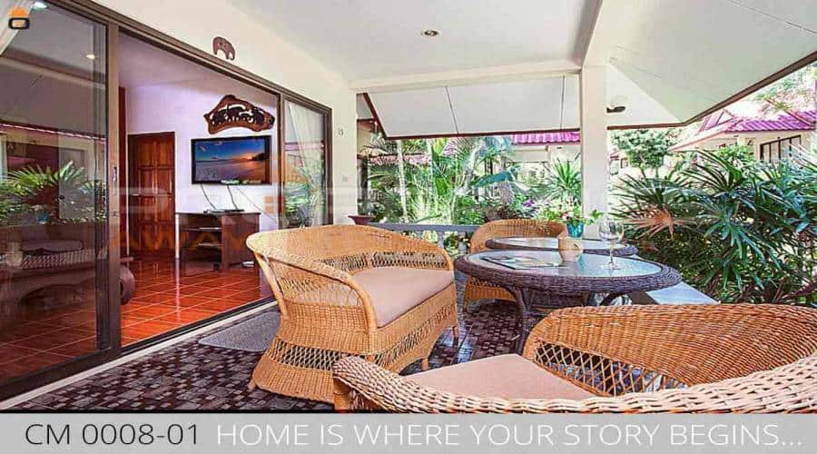 PROPERTIES AWAY DELUXE 2 BEDROOM VILLA WITH POOL KOH SAMUI - CHOENG MON