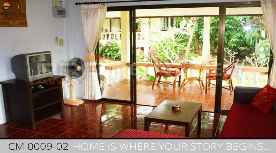 PROPERTIES AWAY 1 BEDROOM VILLA WITH SHARED POOL KOH SAMUI - CHOENG MON