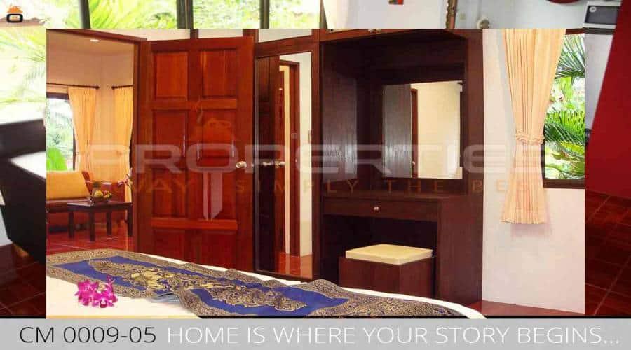 PROPERTIES AWAY 1 BEDROOM VILLA WITH SHARED POOL KOH SAMUI - CHOENG MON
