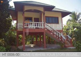 PROPERTIES AWAY 1 BEDROOM HOUSE KOH SAMUI - HUA THANON