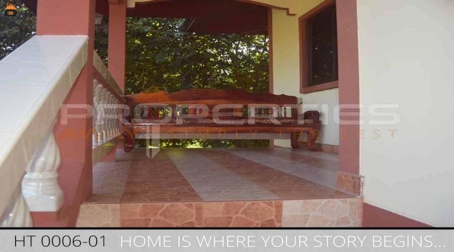 PROPERTIES AWAY 1 BEDROOM HOUSE KOH SAMUI - HUA THANON