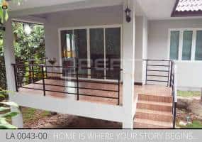 PROPERTIES AWAY 1 BEDROOM MODERN BUNGALOW WITH PATIO KOH SAMUI - LAMAI