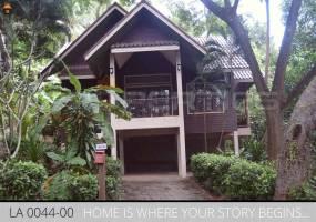 PROPERTIES AWAY BIG 2 BEDROOM HOUSE WITH PATIO KOH SAMUI - LAMAI
