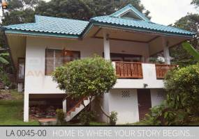 PROPERTIES AWAY 2 BEDROOM  HOUSE WITH PATIO KOH SAMUI - LAMAI