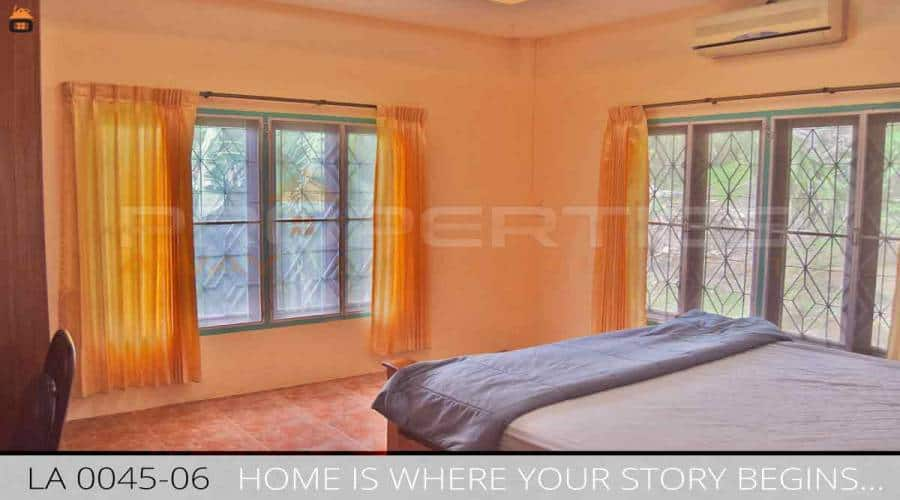 PROPERTIES AWAY 2 BEDROOM  HOUSE WITH PATIO KOH SAMUI - LAMAI
