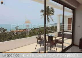 PROPERTIES AWAY 2 BEDROOM APARTMENT WITH PRIVATE POOL KOH SAMUI - LAMAI