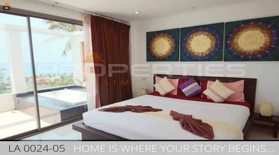 PROPERTIES AWAY 2 BEDROOM APARTMENT WITH PRIVATE POOL KOH SAMUI - LAMAI