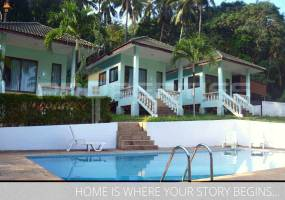 1 Rai Gated Resort 5 Houses Pool  Properties-Away-Lamai-Koh-Samui