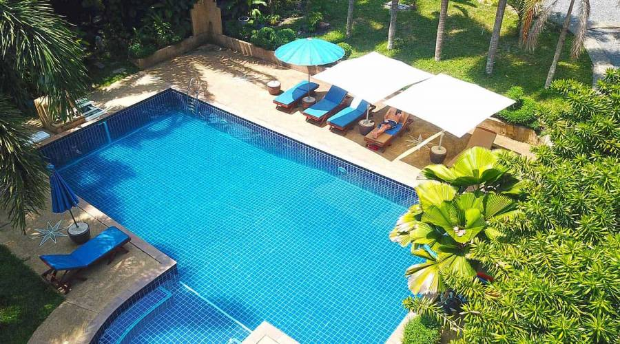 Resort for Sale 10 Units 5268sqm Swimming Pool