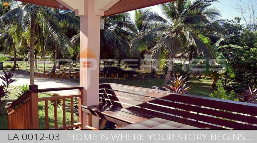 PROPERTIES AWAY 1 BEDROOM  WITH PATIO KOH SAMUI - LAMAI