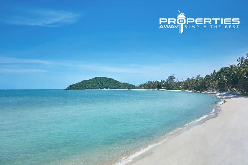 West Coast Beaches-Koh Samui Lipa noi Beach
