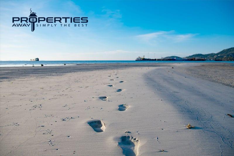 West Coast Beaches-Koh Samui Nathon Beach