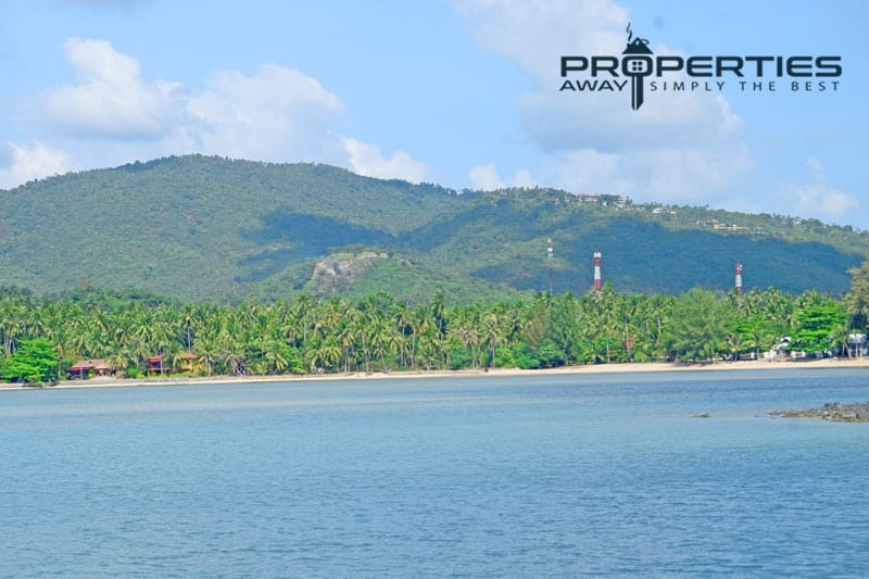 West Coast Beach Laem Yai Koh Samui