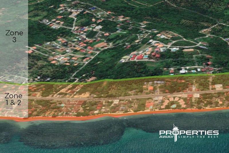 Koh Samui Building Regulations Area Zones