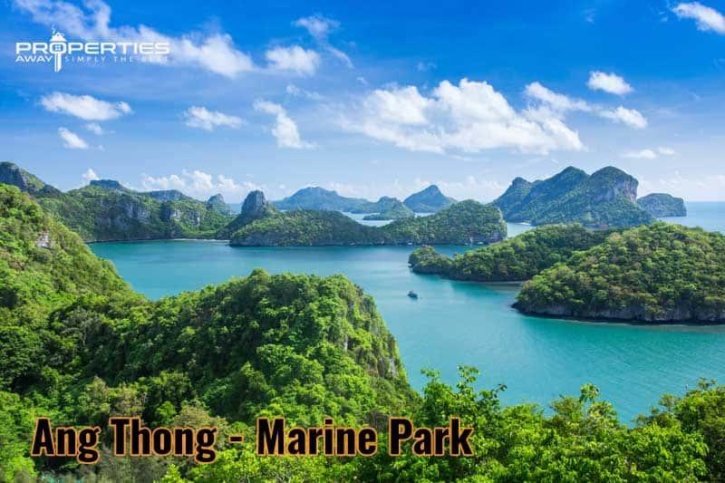 Properties Away Koh Samui Trips - Ang Thong Marine Park