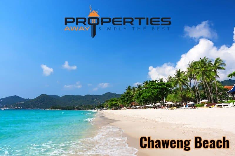 Properties Away Beaches Koh Samui - Chaweng Beach