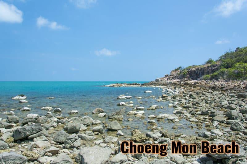 Properties Away Choeng Mon Beach - Koh Samui