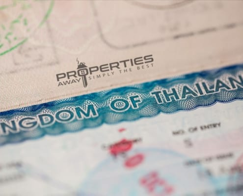 properties away investment visa thailand