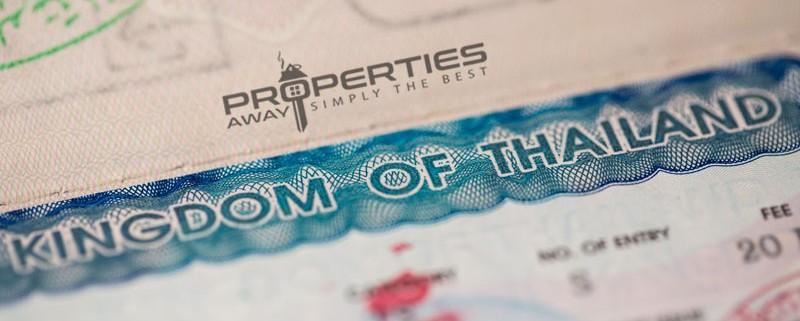 properties away investment visa thailand
