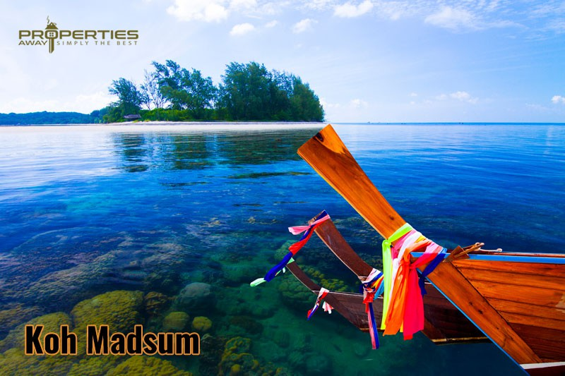 Properties Away Koh Samui Trips - Koh Madsum