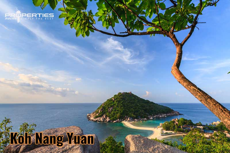 Properties Away Koh Samui Trips - Koh Nang Yuan