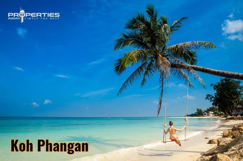 Properties Away Koh Samui Trips - Koh Phangan