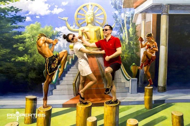 Properties Away Koh Samui Day Trips Art Museum