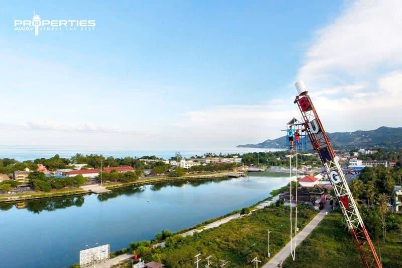 Properties Away Koh Samui Day Trips Bungee Jump